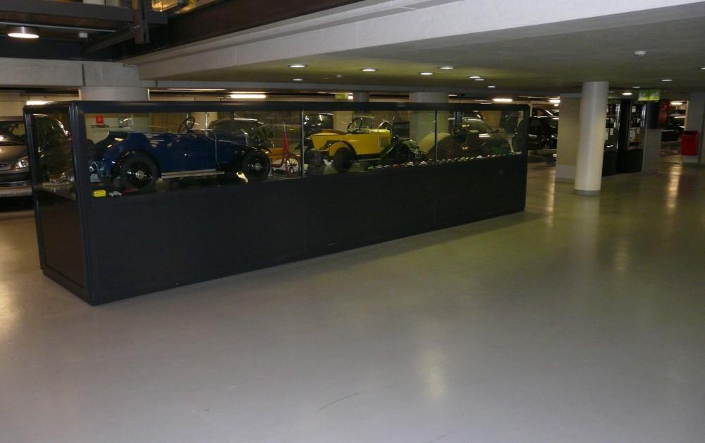 Parkhaus Maastricht
